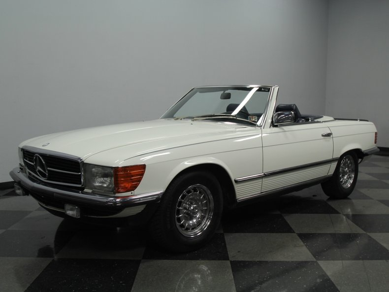 For Sale: 1984 Mercedes-Benz SL500