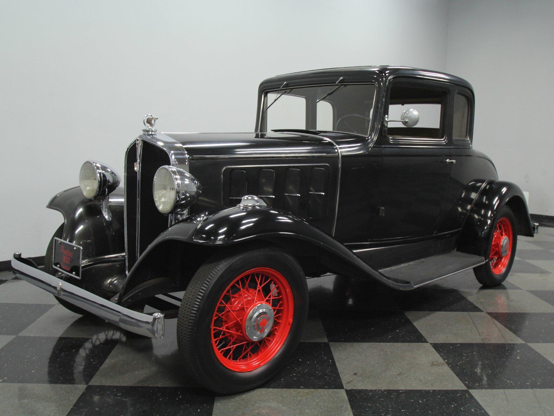 1932 pontiac 5 window model 402