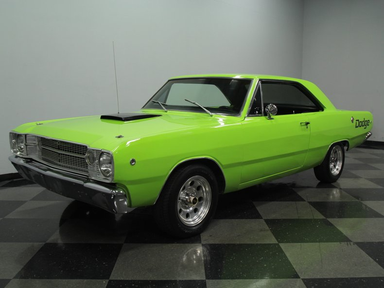 For Sale: 1968 Dodge Dart