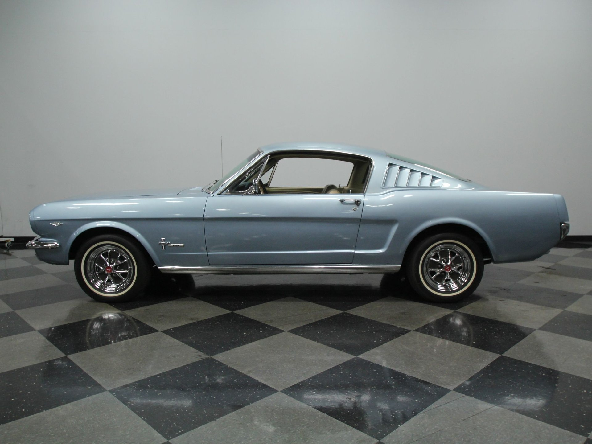 1966 ford mustang t5 2 2