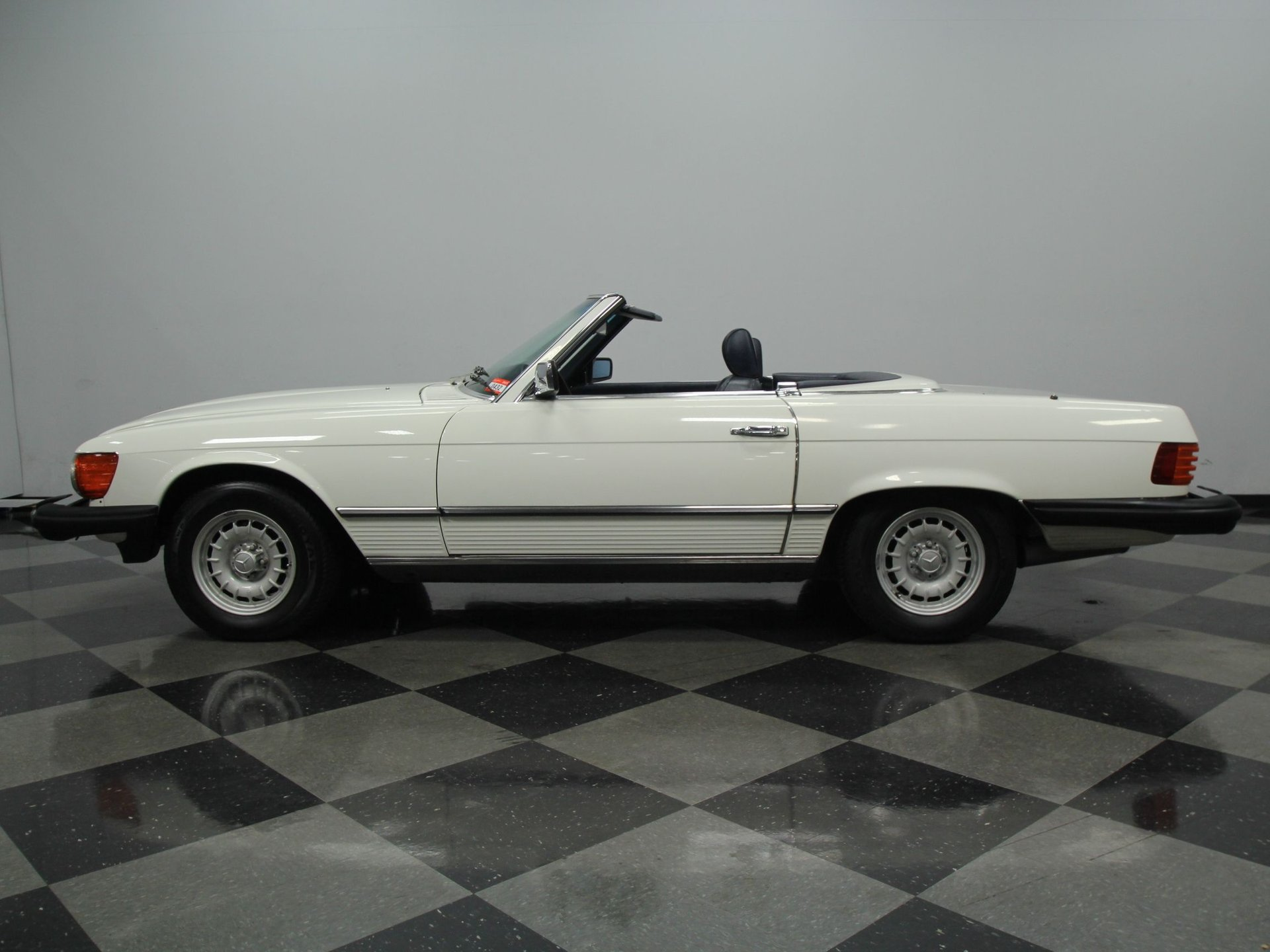 1985 mercedes benz 380sl