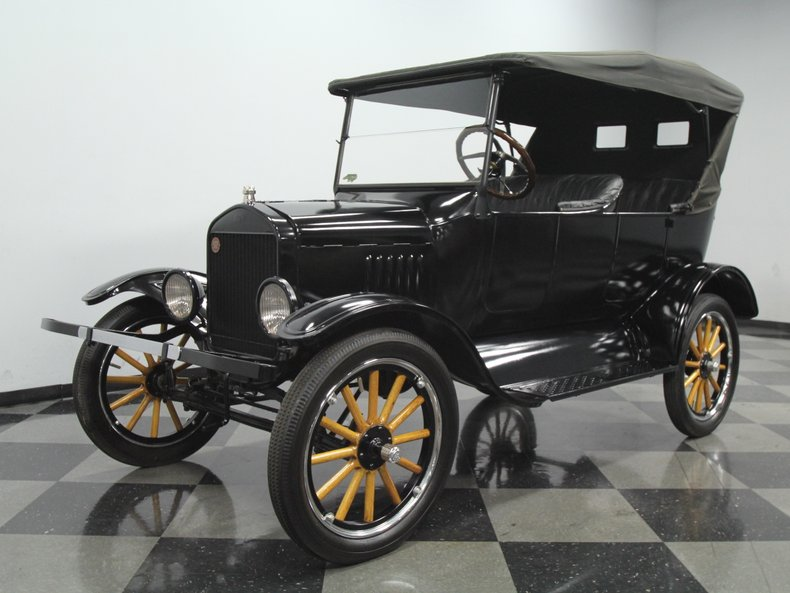 For Sale: 1924 Ford Model T