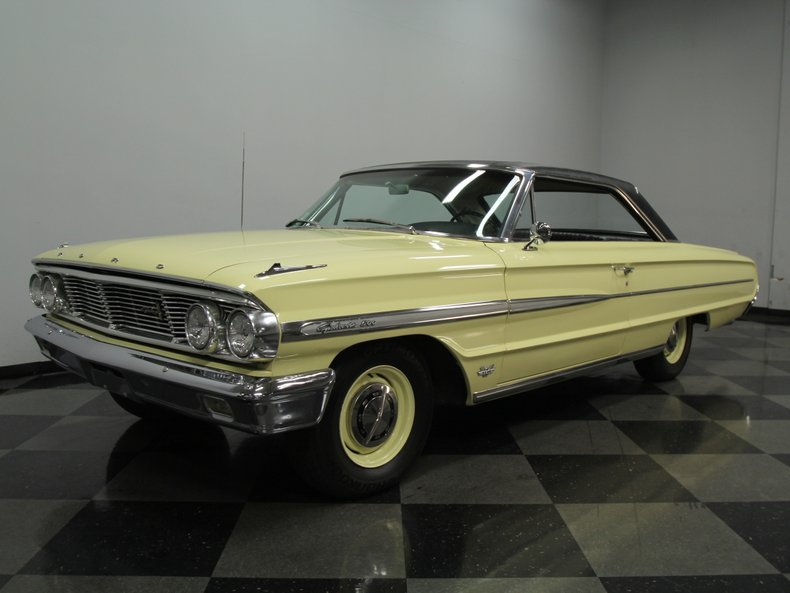 For Sale: 1964 Ford Galaxie