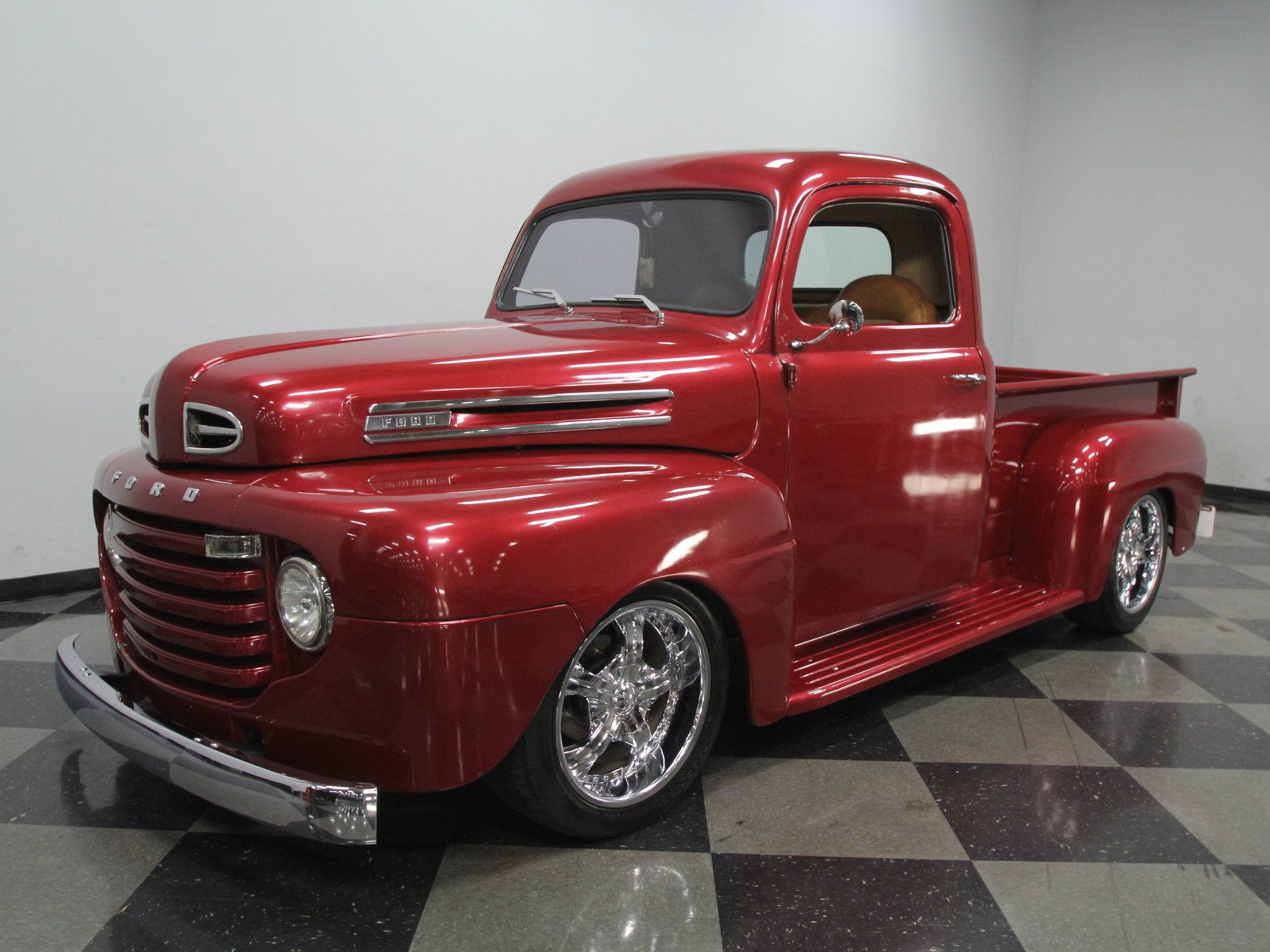 1950 ford f 1