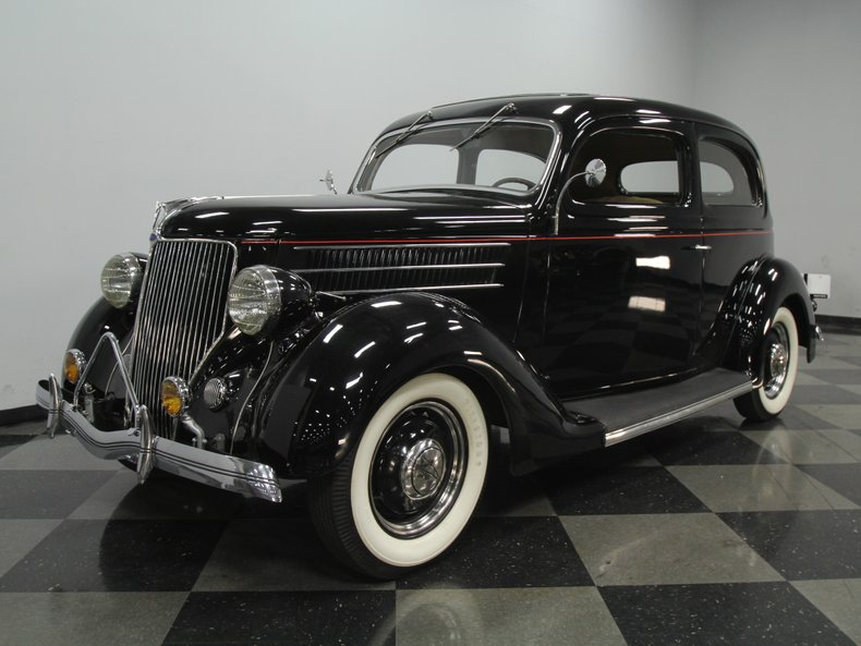 For Sale: 1936 Ford Tudor