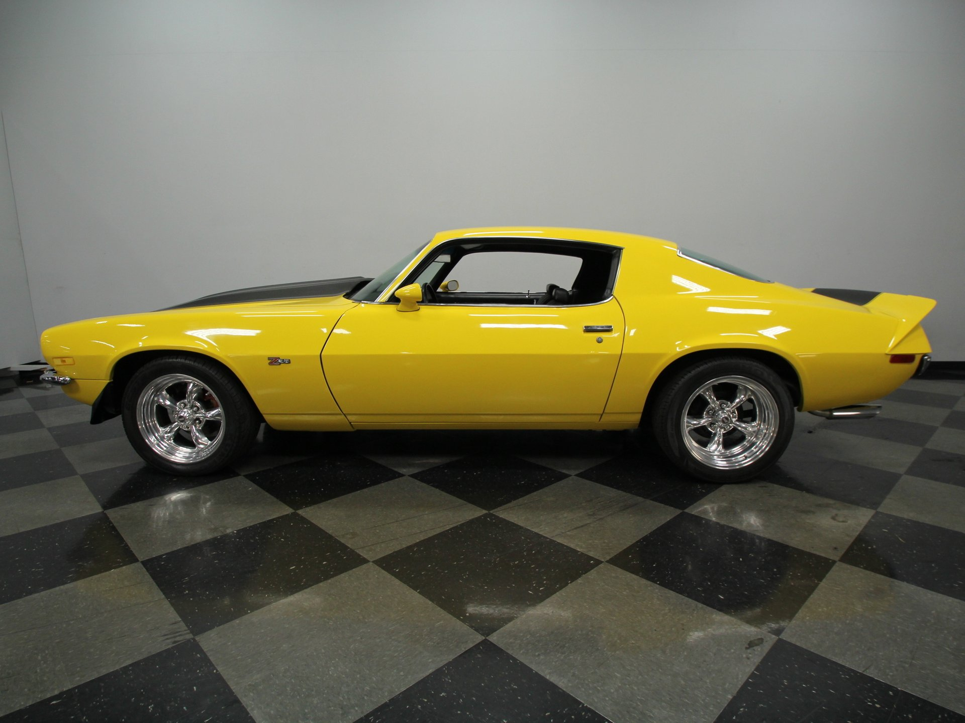 1970 chevrolet camaro z 28 rs
