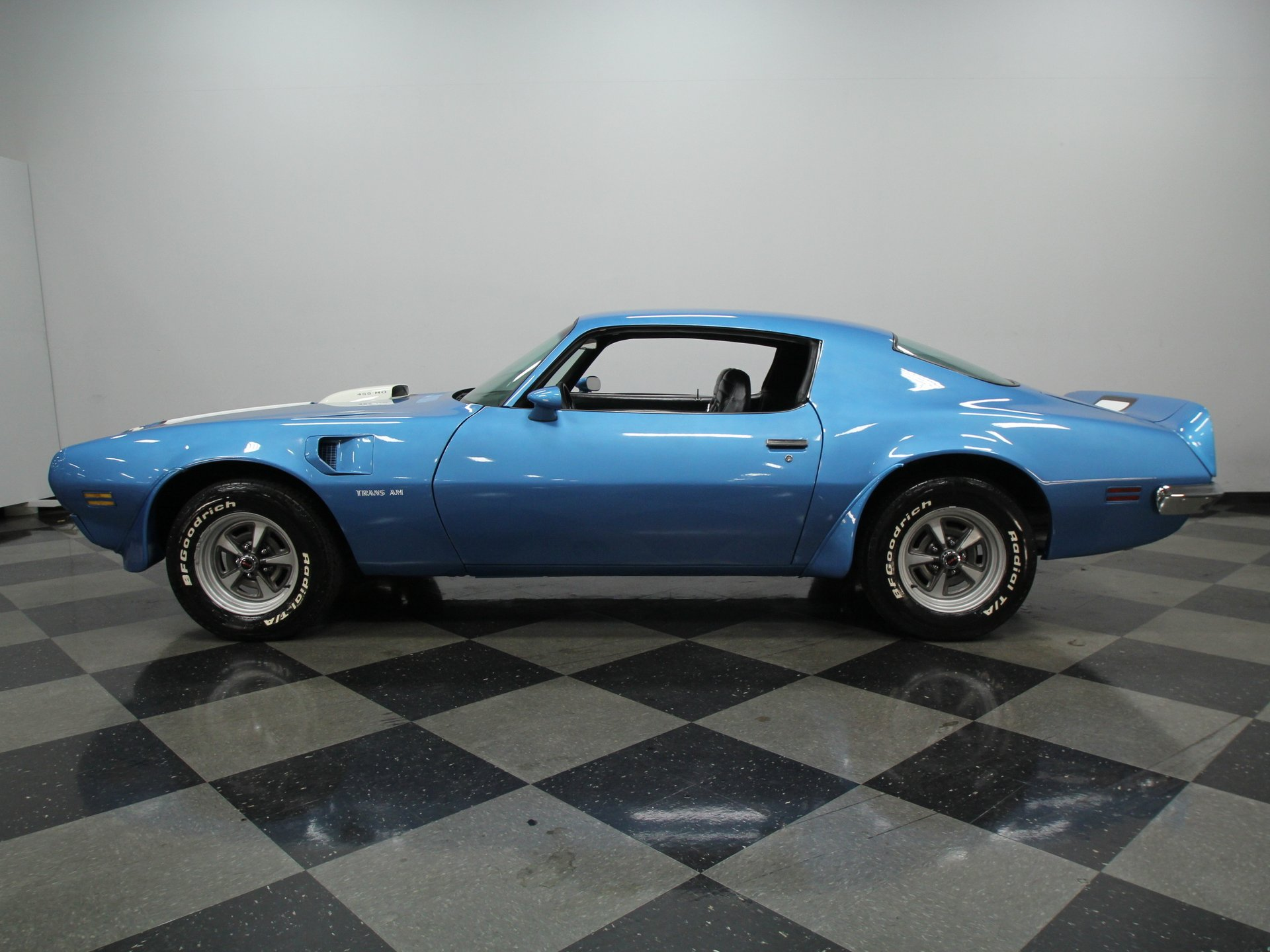 1971 pontiac firebird trans am