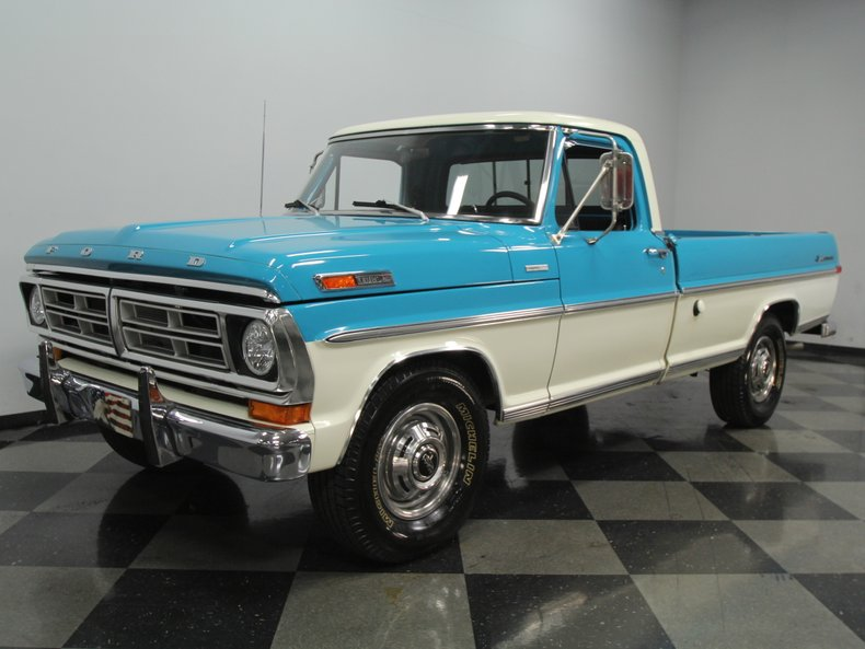 For Sale: 1972 Ford F-250