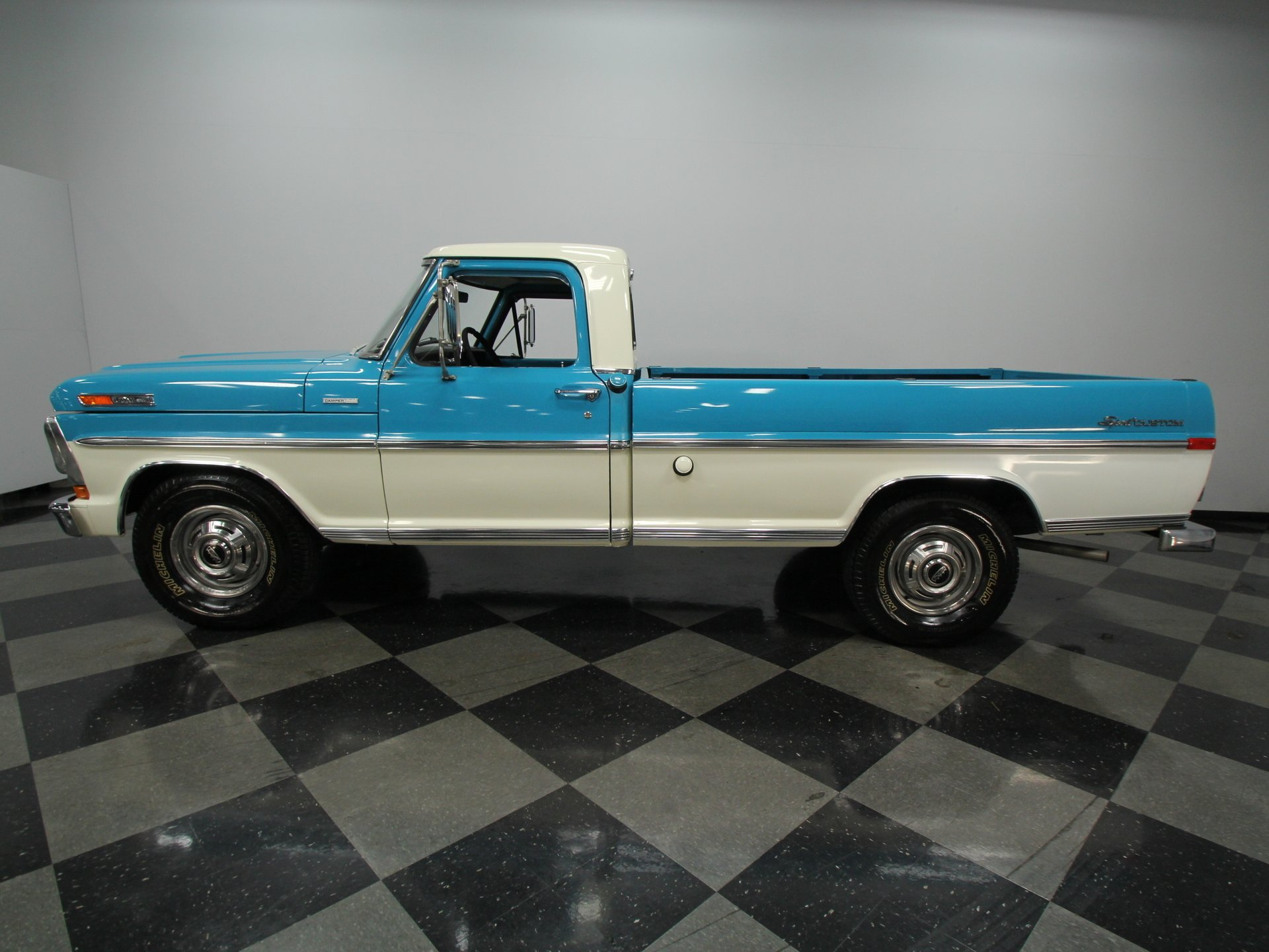 1972 ford f 250 camper special