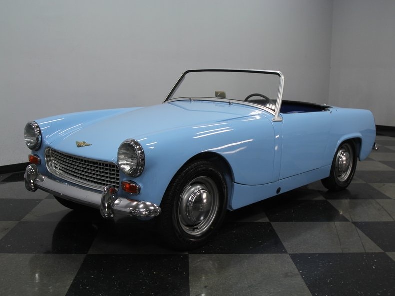 For Sale: 1963 Austin Healey Sprite