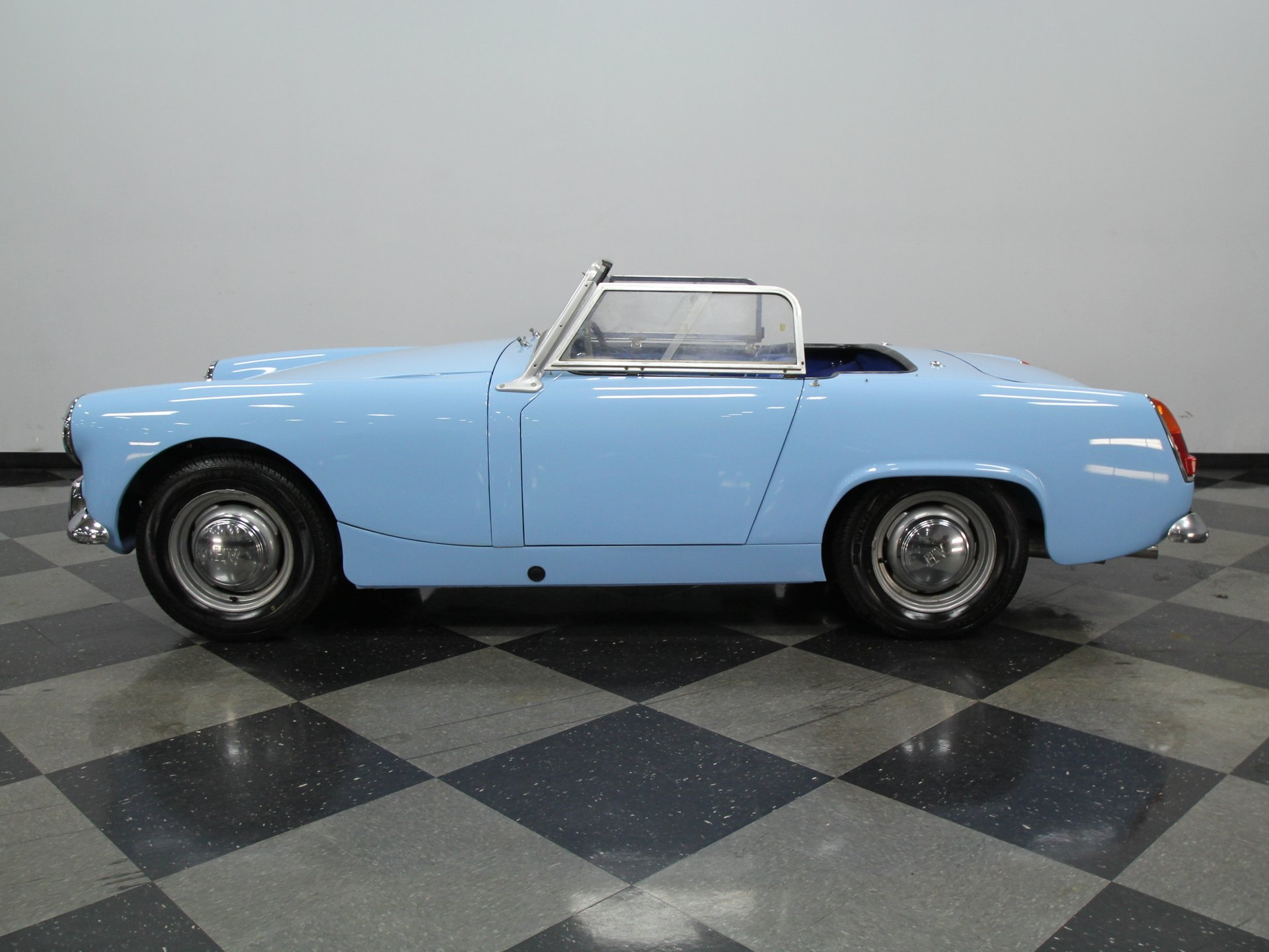 1963 austin healey sprite mark ii