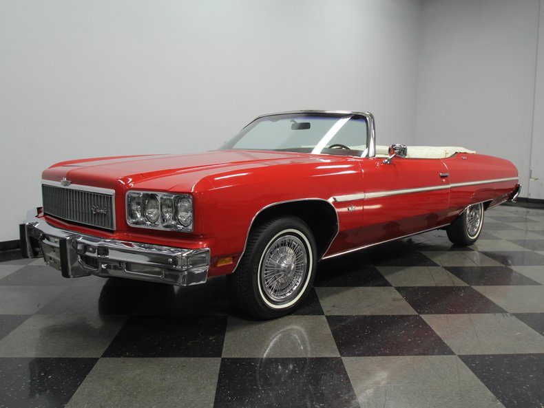 For Sale: 1975 Chevrolet Caprice