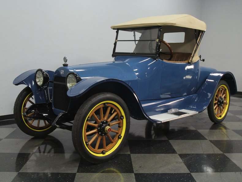 For Sale: 1916 Buick D44 Roadster
