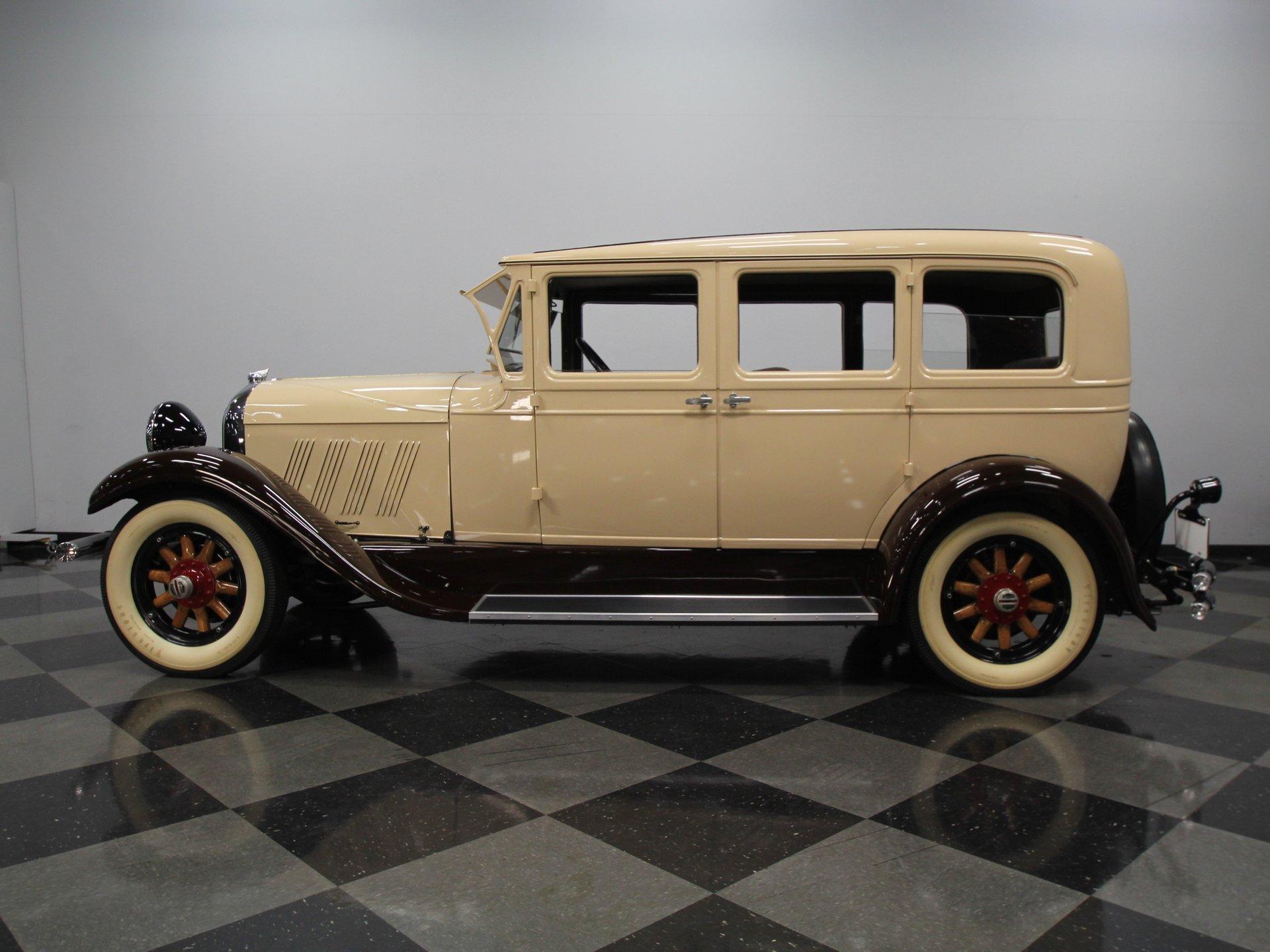 1928 auburn 8 88 sedan