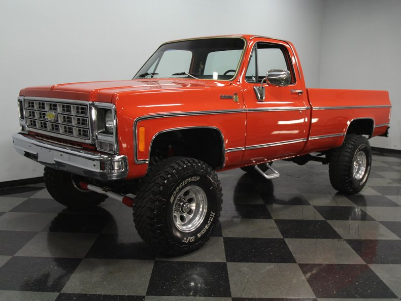 For Sale: 1979 Chevrolet