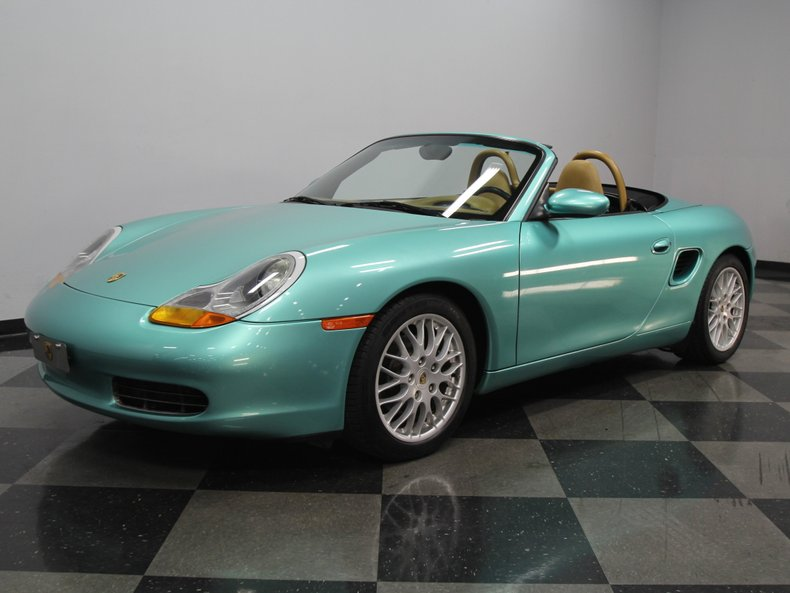 For Sale: 1998 Porsche Boxster