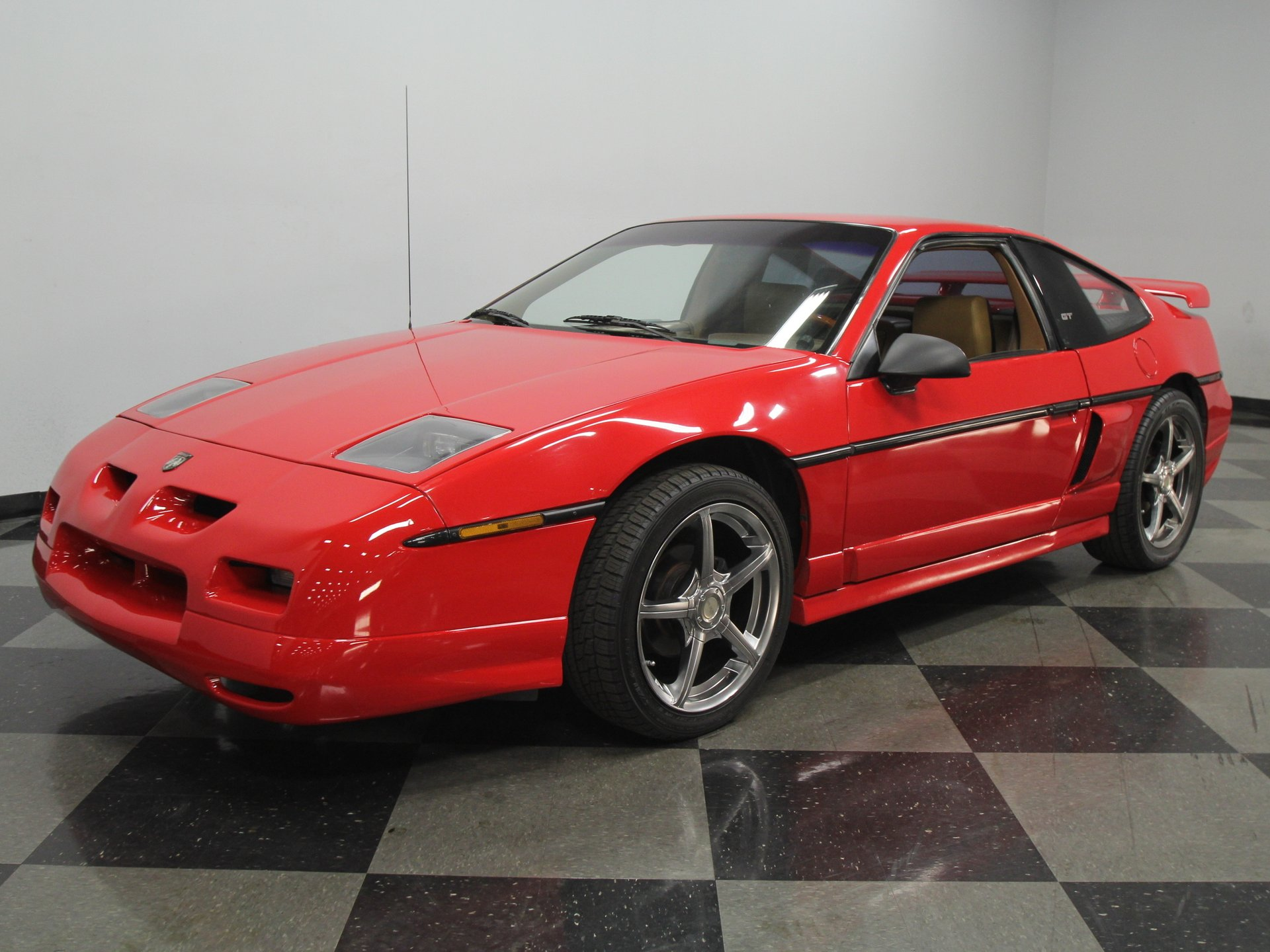 1988 pontiac fiero gt v8