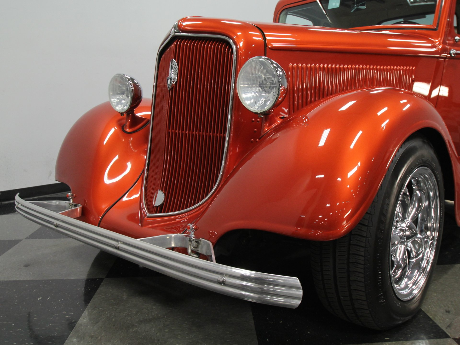 1934 Plymouth 5-Window Coupe | Streetside Classics - The
