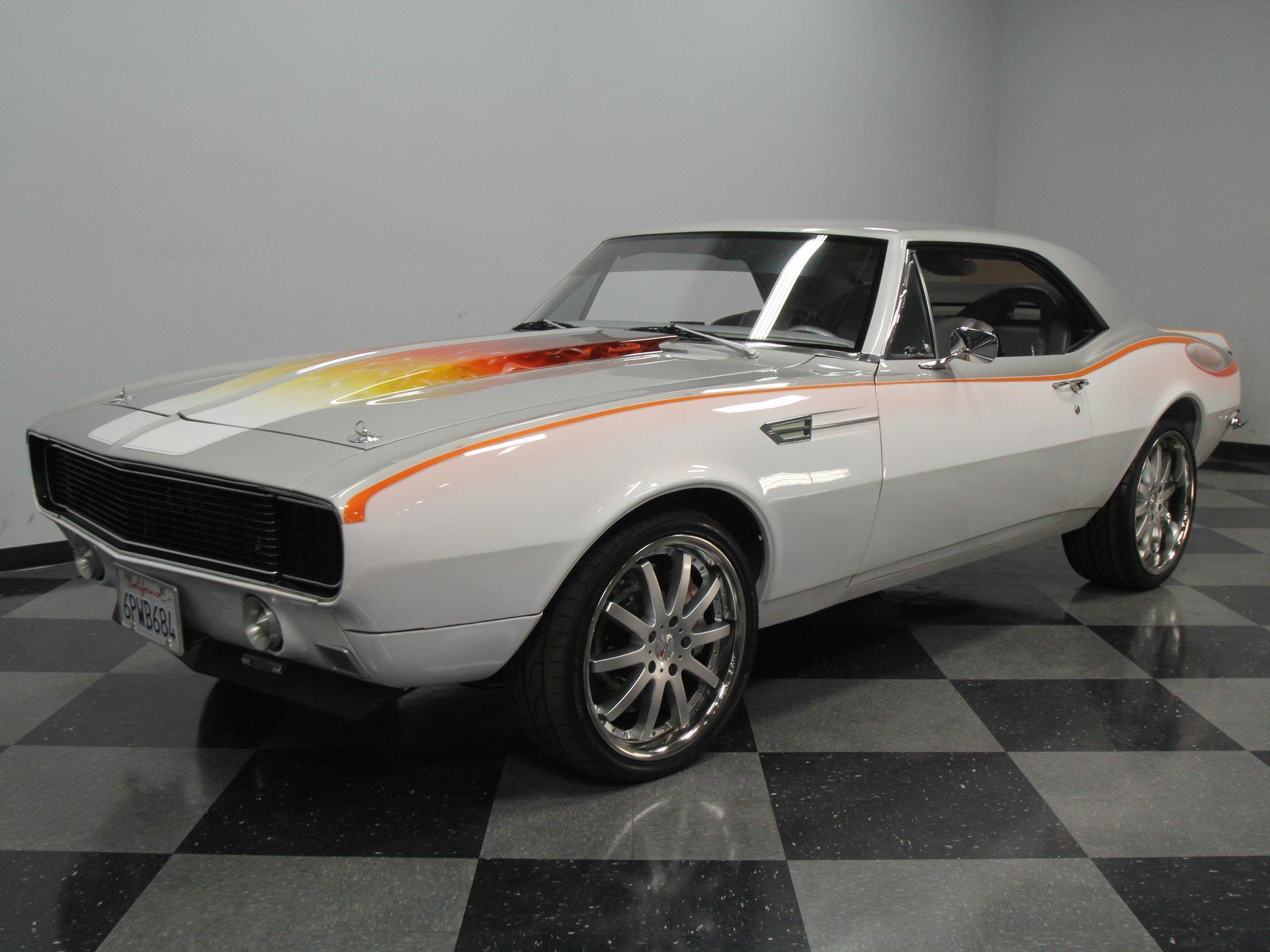 1967 chevrolet camaro rs pro touring