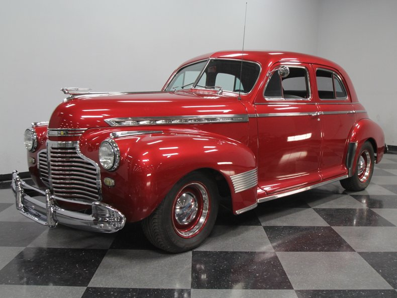 1941 Chevrolet Fleetline | Streetside Classics - The Nation's