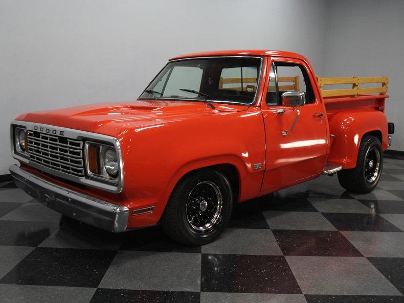 For Sale: 1977 Dodge Warlock