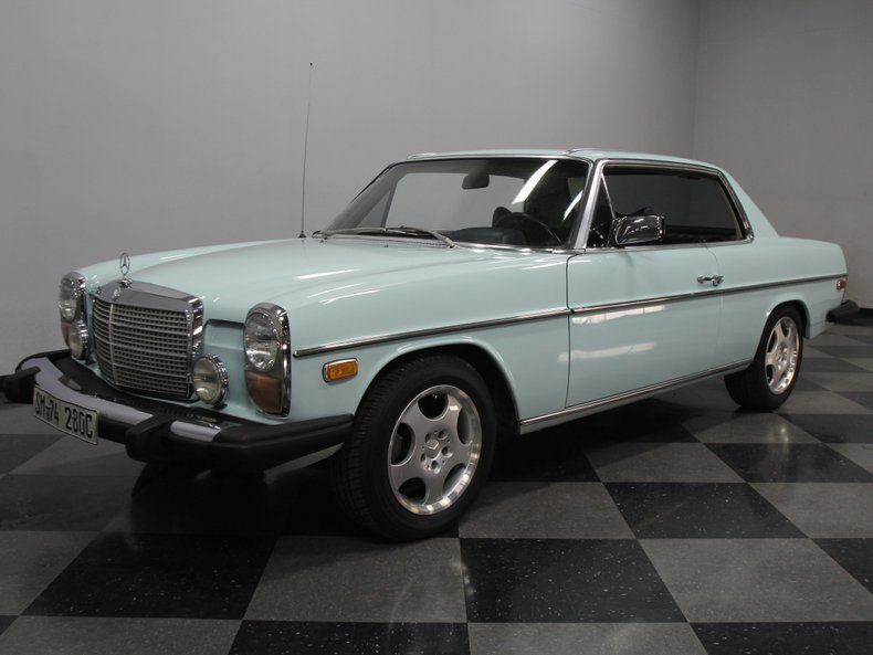 For Sale: 1974 Mercedes-Benz 280C