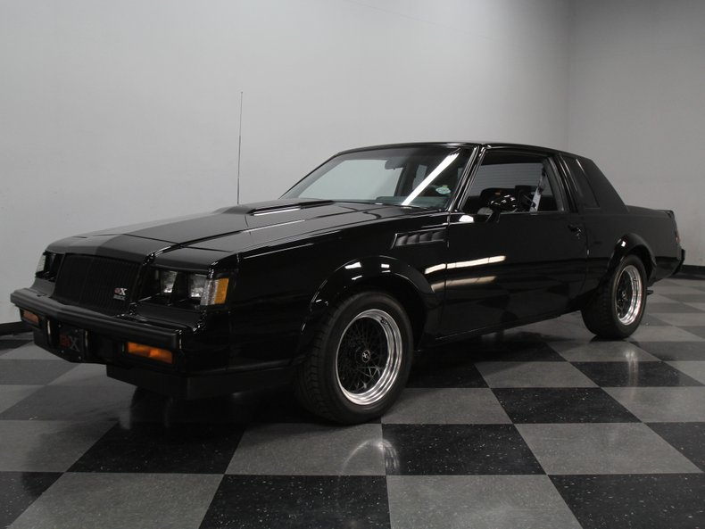 For Sale: 1987 Buick GNX