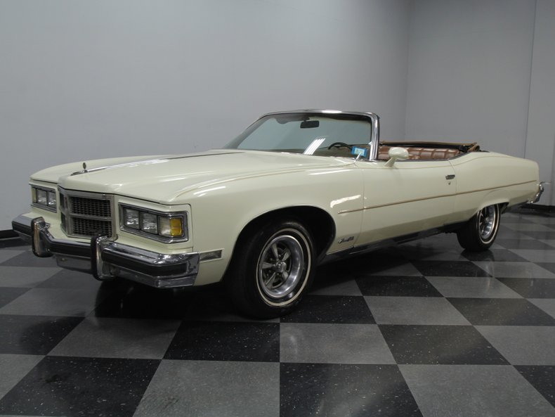 For Sale: 1975 Pontiac Grand Ville