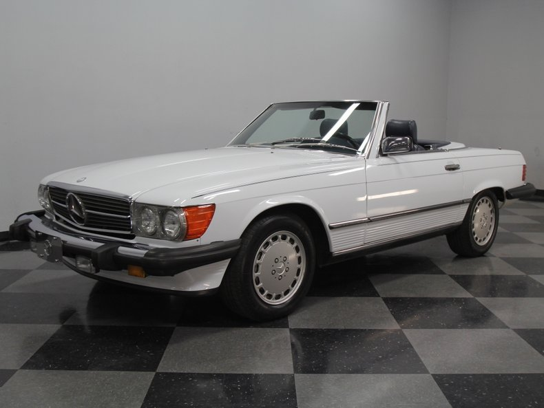 For Sale: 1988 Mercedes-Benz 560
