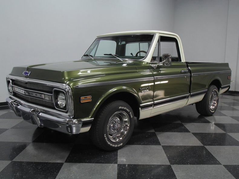 For Sale: 1970 Chevrolet C10