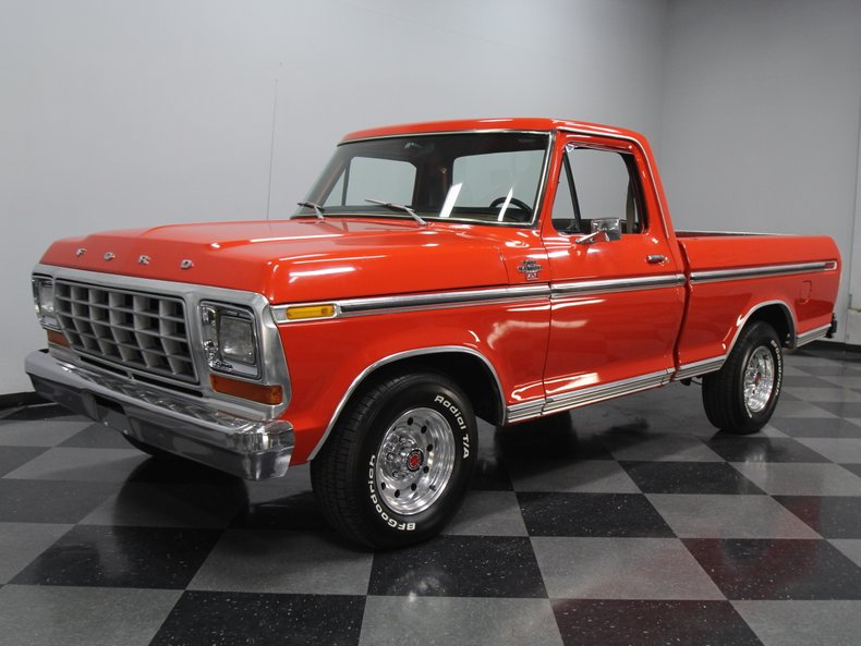For Sale: 1978 Ford F-100