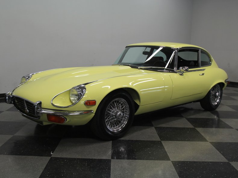 For Sale: 1972 Jaguar E-Type