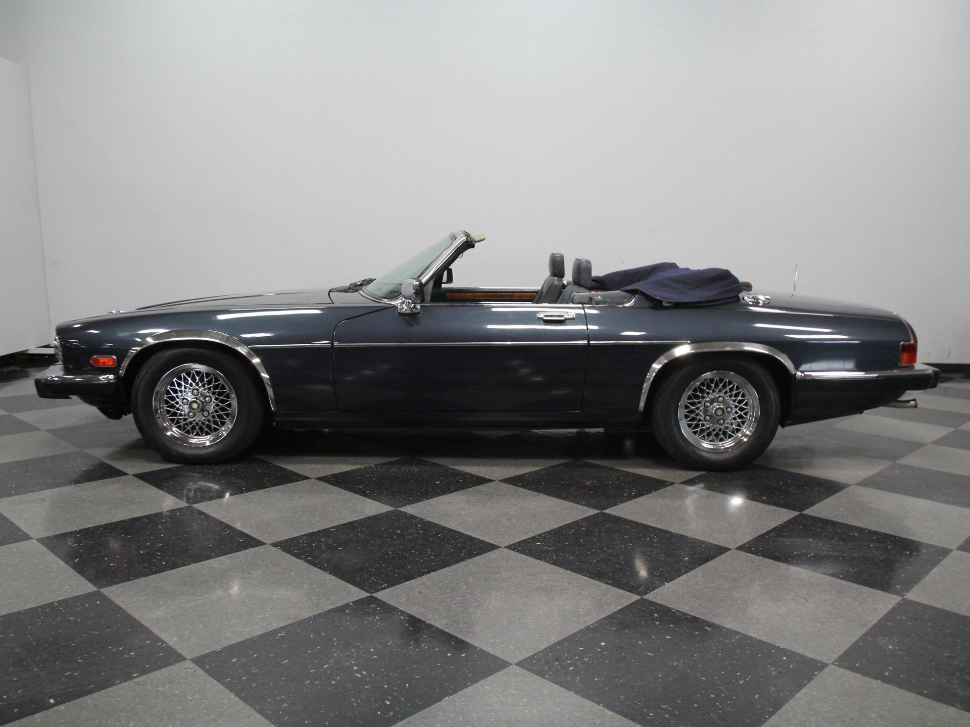 1989 jaguar xj s v12 convertible