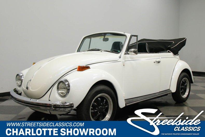 1971 Volkswagen Super Beetle For Sale
