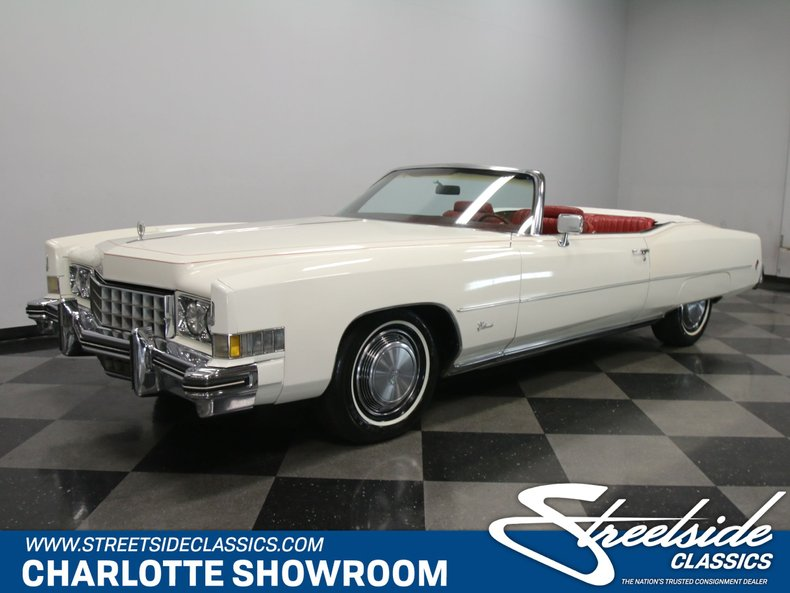 For Sale: 1973 Cadillac Fleetwood