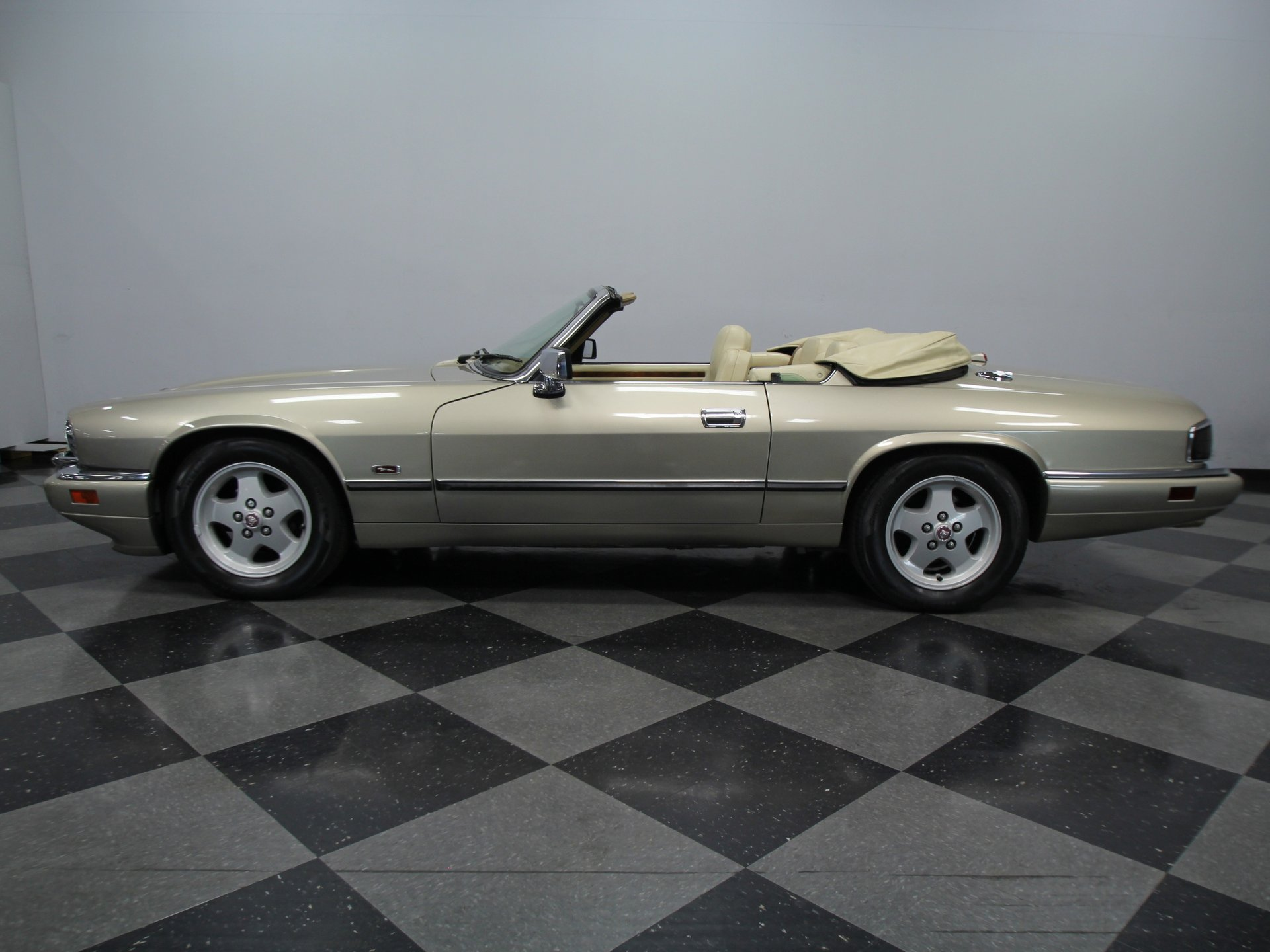 1995 jaguar xj s convertible