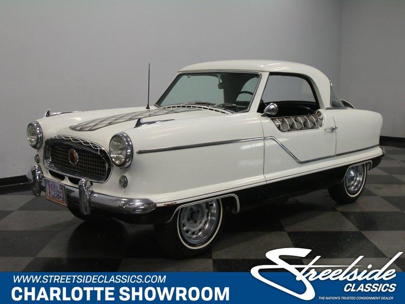 For Sale: 1959 Nash Metropolitan