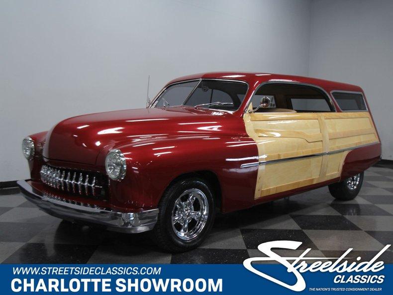 For Sale: 1950 Mercury Monterey