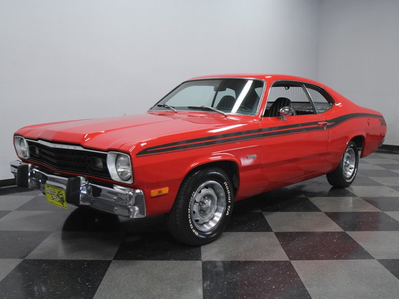 For Sale: 1973 Plymouth 340 Duster