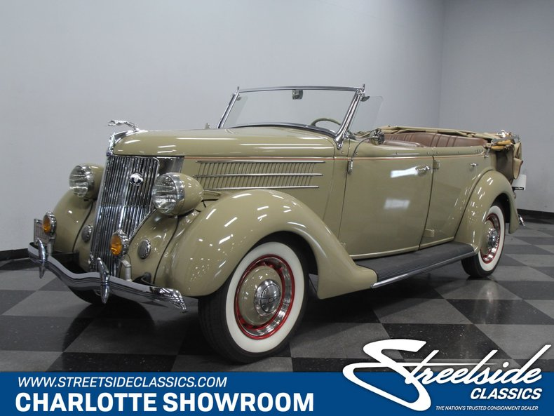 For Sale: 1936 Ford Model 68