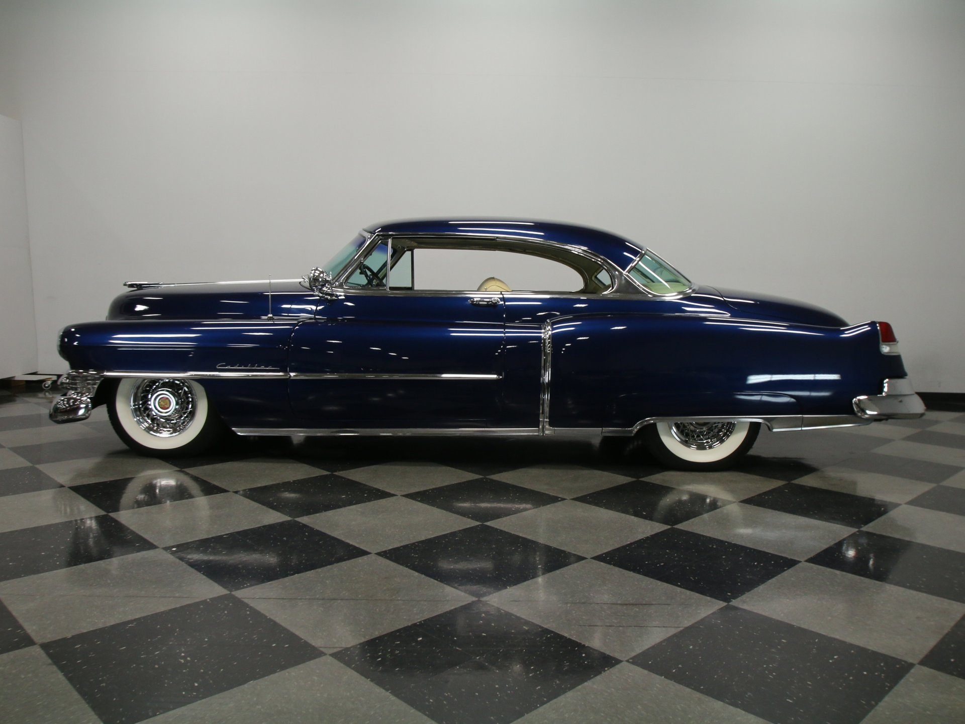 1952 cadillac series 62 restomod coupe