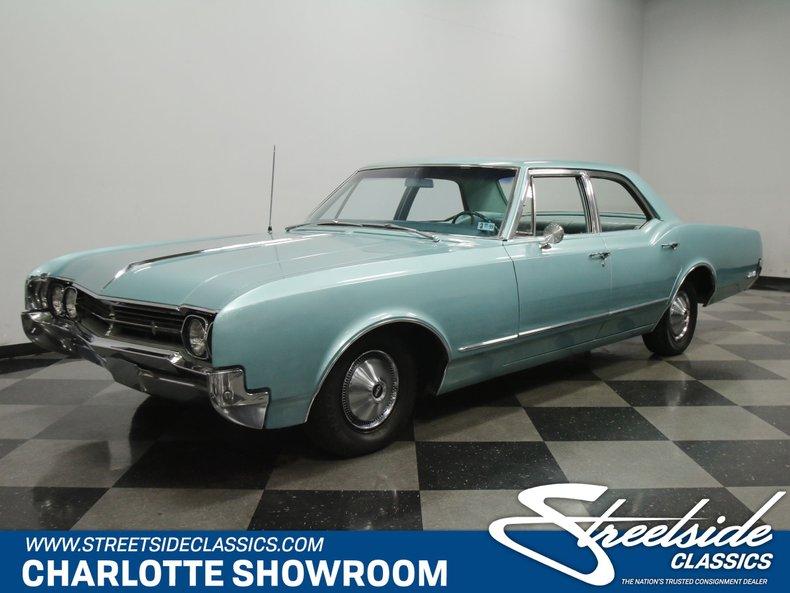 For Sale: 1966 Oldsmobile Jetstar
