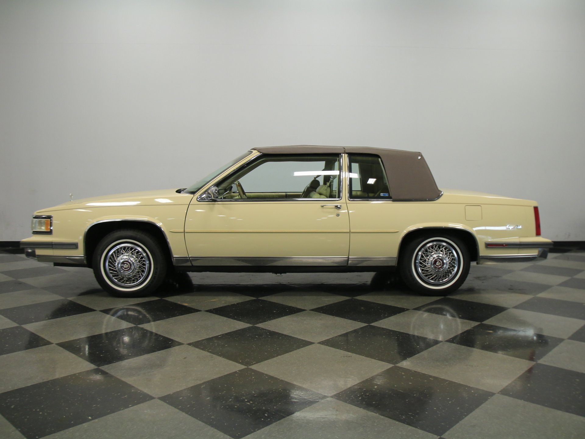 1987 cadillac coupe deville