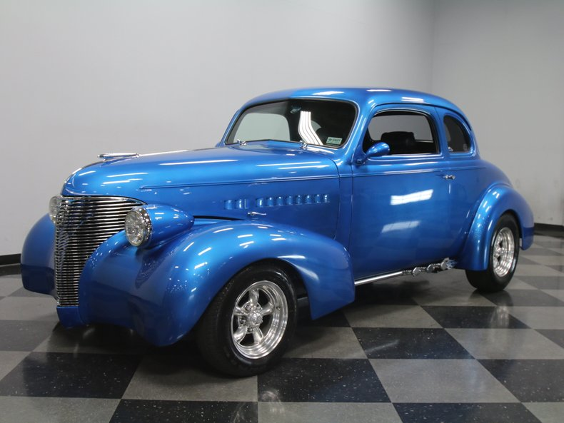 For Sale: 1939 Chevrolet Business Coupe
