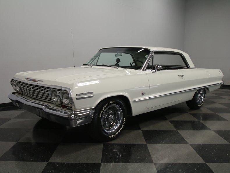 For Sale: 1963 Chevrolet Impala