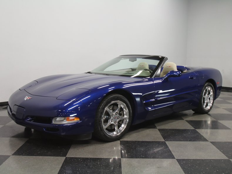 For Sale: 2004 Chevrolet Corvette