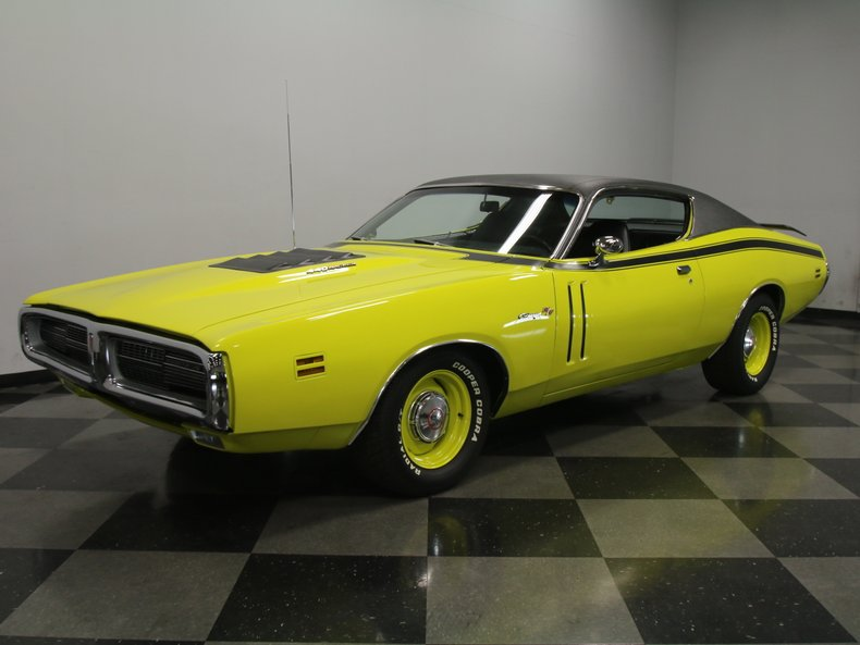 For Sale: 1971 Dodge Charger