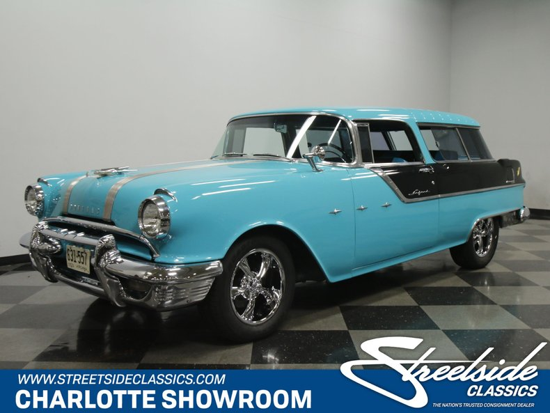 For Sale: 1955 Pontiac Star Chief