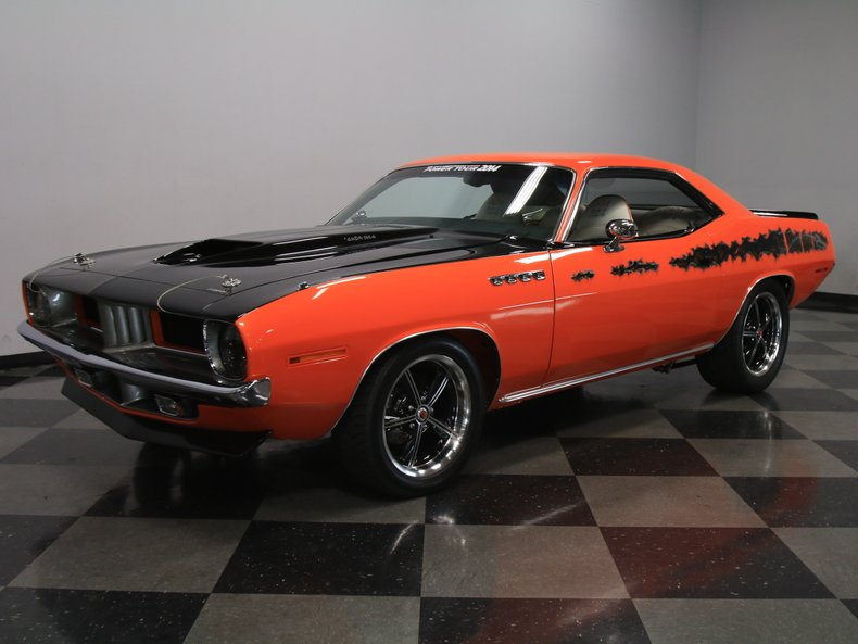 For Sale: 1974 Plymouth Cuda