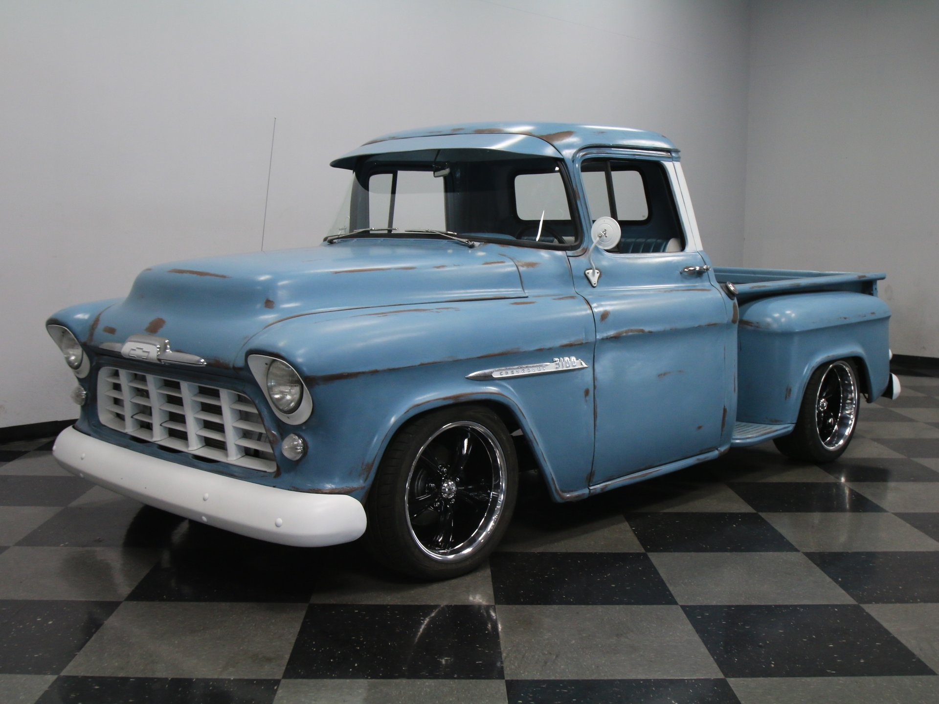 1956 chevrolet 3100 retromod